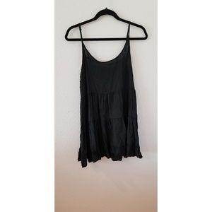 Black Brandy Melville Babydoll Dress